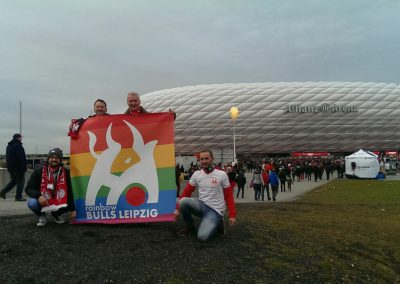 Auswärtsfahrt zum FC Bayern