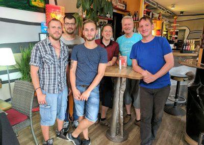 Gründung der RainbowBulls Leipzig