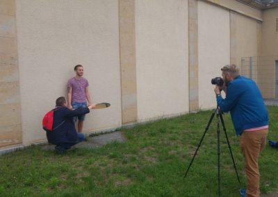 Fotoshooting Vorstand