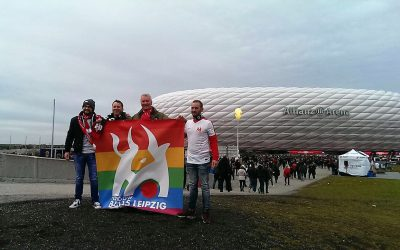 Auswärtsspiel beim FC Bayern